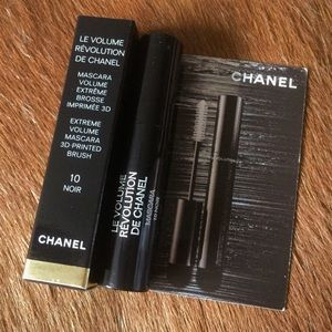 CHANEL LE VOLUME REVOLUTION DE CHANEL MASCARA MINI